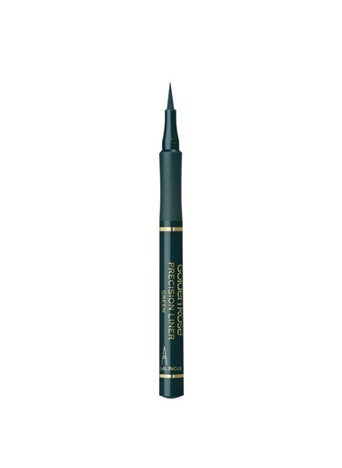 Golden Rose Precision Black Eyeliner Yeşil